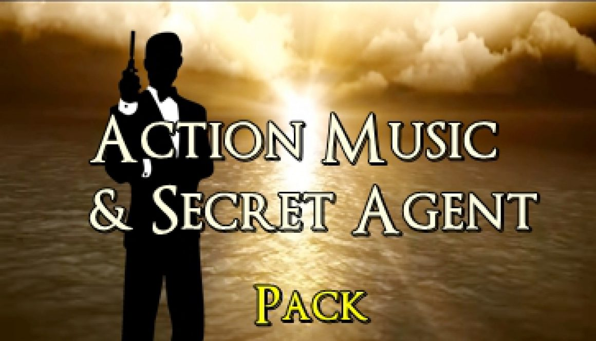 Action Music Secret Agent 2