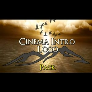 Cinema Intro Logo Pack 1