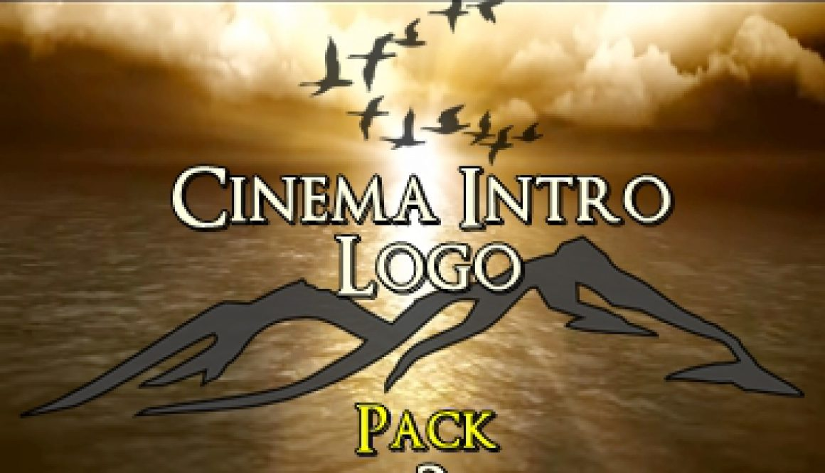 Cinema Intro Logo Pack 2