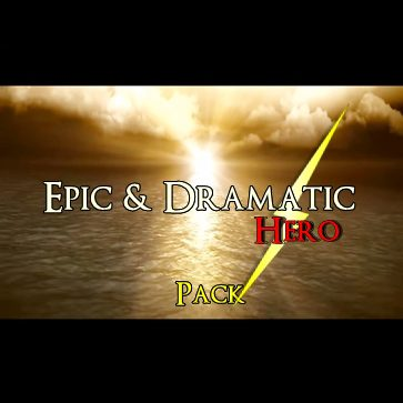 Epic Dramatic Hero Pack 2