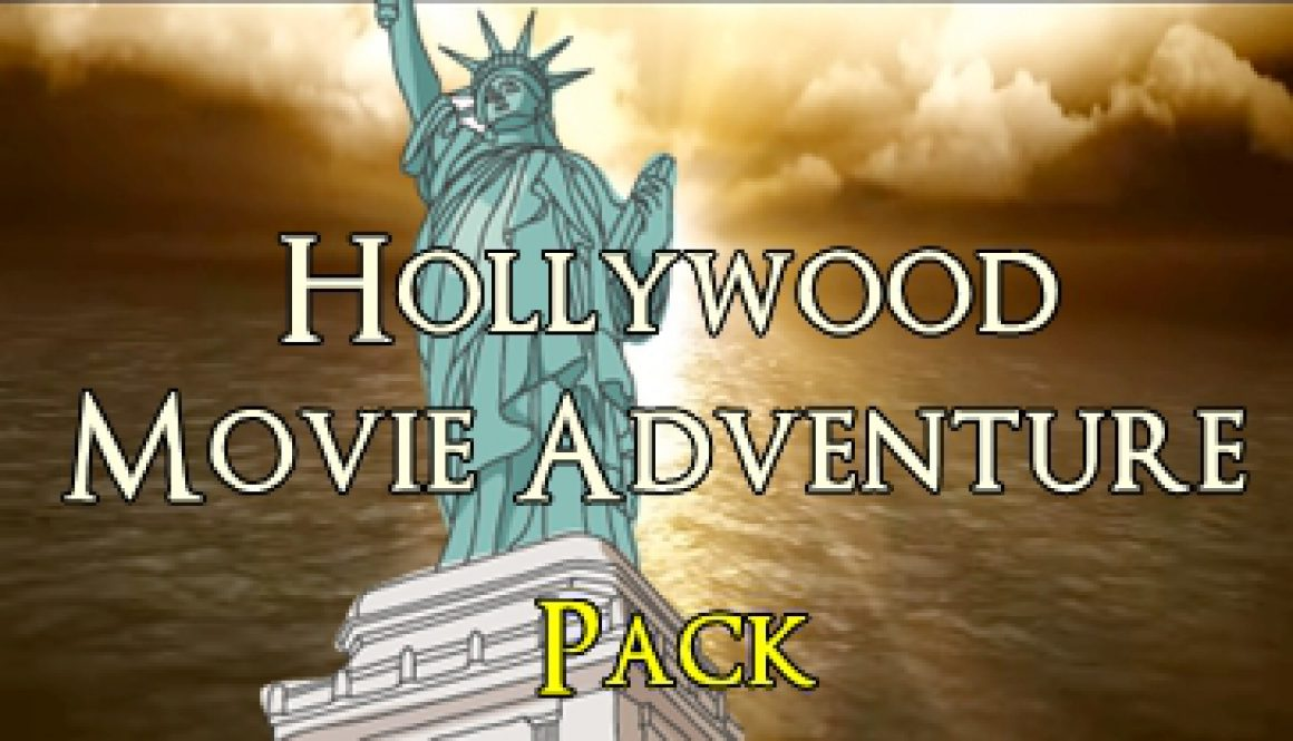 Hollywood Movie Adventure 1
