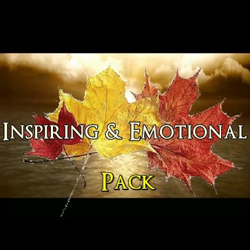 Inspiring Emotional Pack