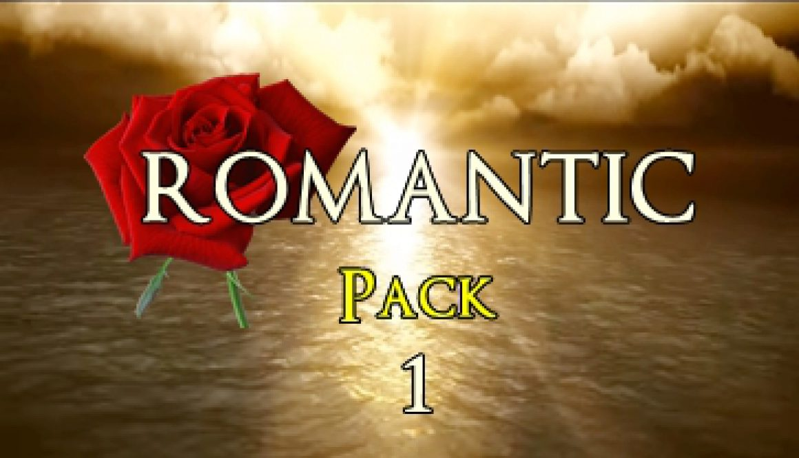 Romantic pack 1